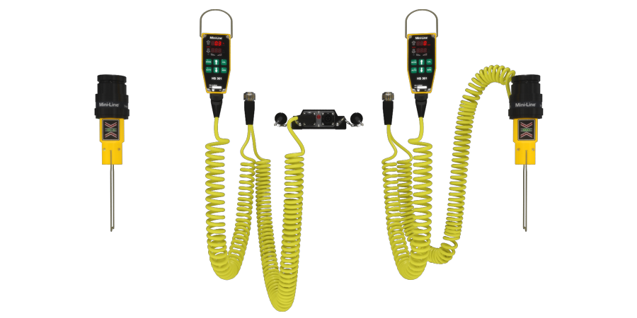 HS301 and 2xG221 V-Cable