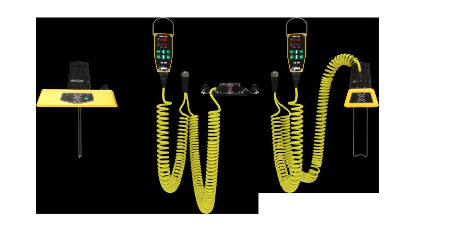 Multi sonic sensor G224 HS301 Slope