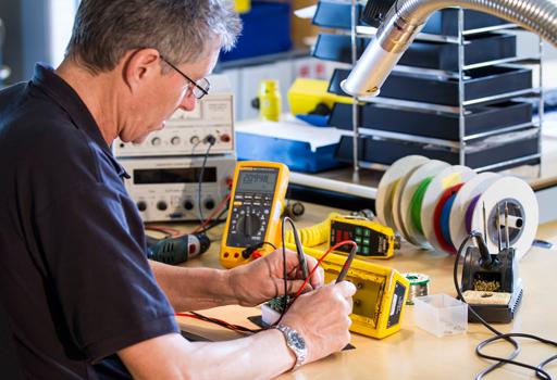 TF-Technologies Quality technician job opening