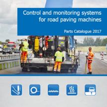 Parts Catalogue TF-Technologies MiniLine paving
