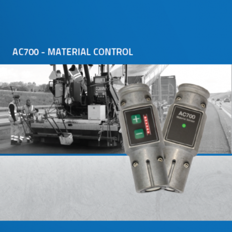 AC700 Material Controller - Feeder - TF-Technologies Material Sensor