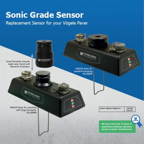 VAD224 Sonic Grade Sensor